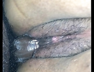 Squirting and creaming on make an issue of dick.MOV