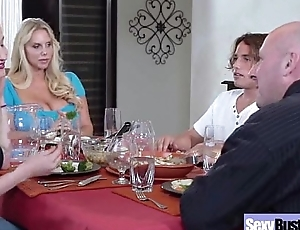 (karen fisher) Sexy Busty Spliced Bang Hardcore On Camera mov-18