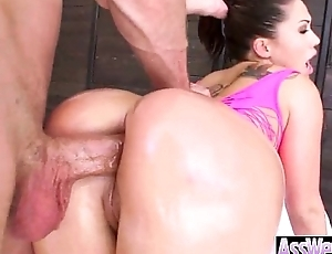 (london keyes) Big Round Hot Ass Girl Love And Enjoy Anal mov-20