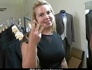 Sexy wild chick gets paid to have sex 25