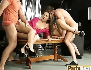 (alexis &amp_ ava) Party Girls In Sex Tape Banged In Group Action Scene mov-03