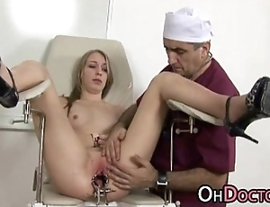 Medical Nurse Fucking Elegant Hottie