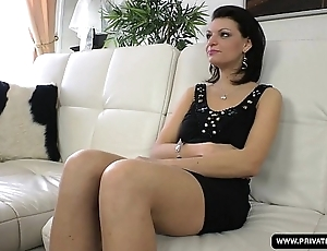 Cute Russian Masha There Has a Casting with Hardcore Anal Sex