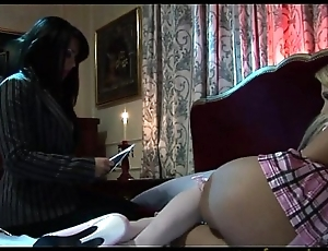 Eva Angelina and Carly Parker Shot Hot Strap-on Session - More @ www.free-extreme.com