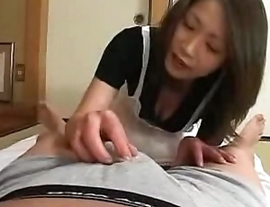 Japanese Milf Seduces Somebody'_s Son 1 Uncensored - More on Random-porn.com