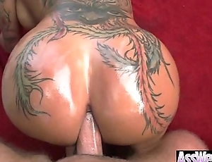 Anal Hardcore Dealings With Obese Wet Oiled Up Obese Ass Hot Girl (bella bellz) vid-06