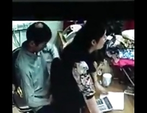 india shop unannounced fucking record in cctv