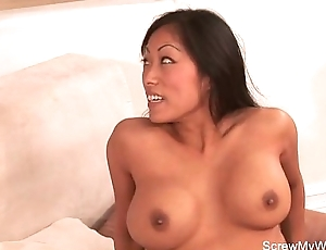 Asian Swinger MILF Cuckold Intercourse