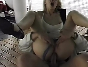 Sexual slaves of Rocco Siffredi gang, fucked in put emphasize ass