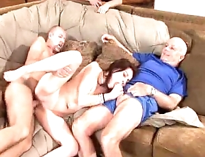 Latina Housewife Wild Swinger Be hung up on