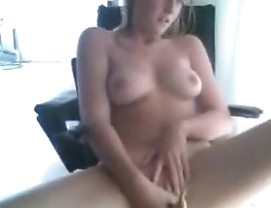 WEB CAM SLUT MASTERBATES AND PLAYS WITH HER Teats Discern MORE FOR FREE AT WWW.ALTGOATWEBGIRLS.COM