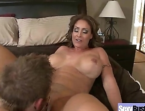 Hardcore Carnal knowledge With (eva notty) Sluty Mature Lady With Bigtits clip-12