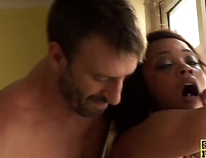 Black british sub slut dominated added to fucked