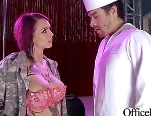 Sex Tape With (anna bell peaks) Beamy Tits Eternal Worker Girl In Office clip-02