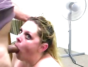 Hot milf cheating husband blowjob - for more go to spicycams69.com