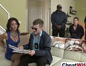 Dealings Numero uno Tape With (jessica jaymes) Horn-mad And Sluty Housewife clip-11